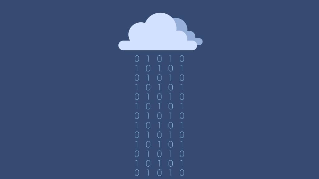 binary-rain