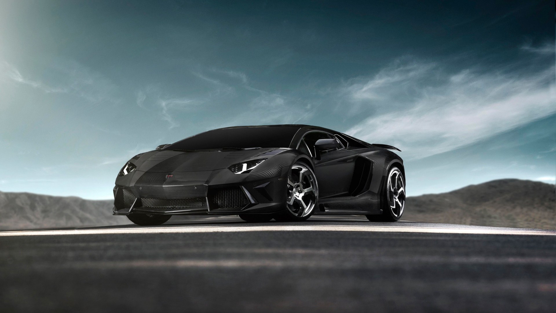 Exotic Lamborghini Car Wallpaper: 25+ Exotic & Awesome Car Wallpapers [HD Edition]
