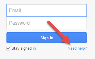 how to change recovery address in gmail