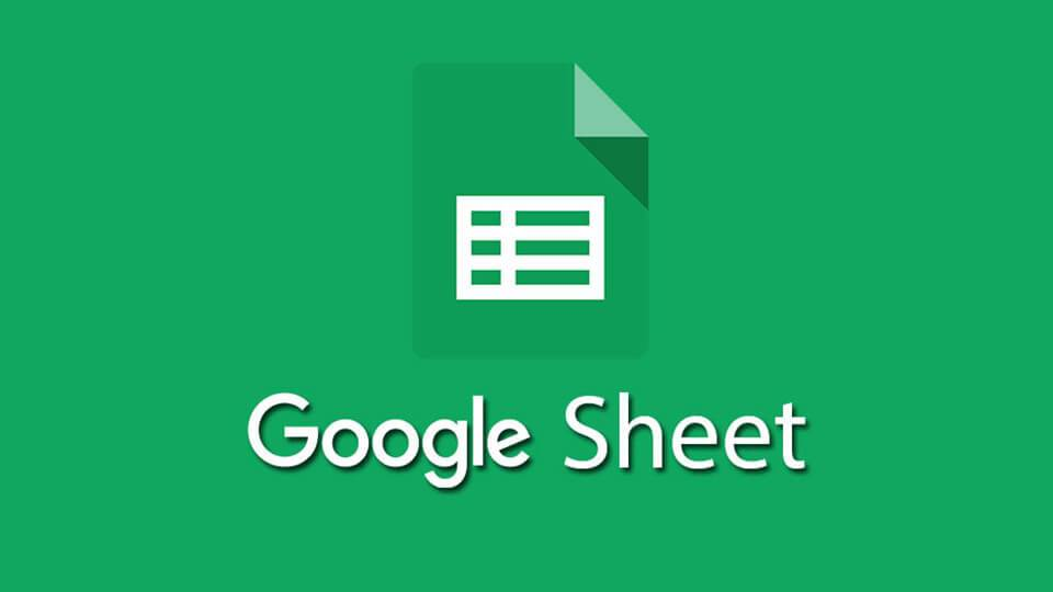 how to change lines in google sheets